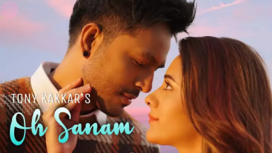oh sanam tony kakkar mp3 download