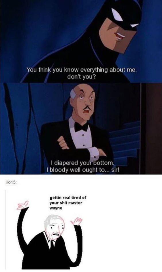 Anime Batman Memes