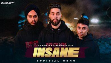 Insane Song Download Mp3 Djpunjab
