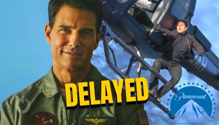 Paramount Delays Mission: Impossible 7 & 8, Top Gun 2 And More