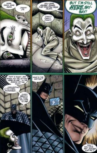 Batman Joker As A Team