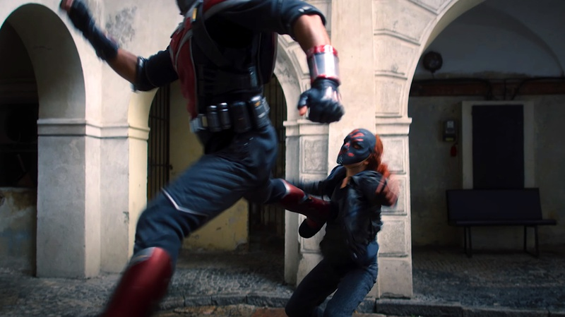 Magneto's X-Mansion In Falcon & The Winter Soldier