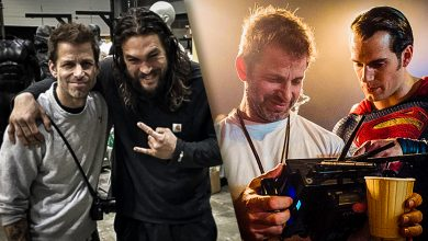 Justice League Cast Loved Working With Zack Snyder