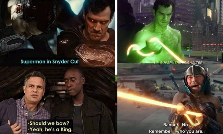 Funniest Marvel And DC Crossover Memes