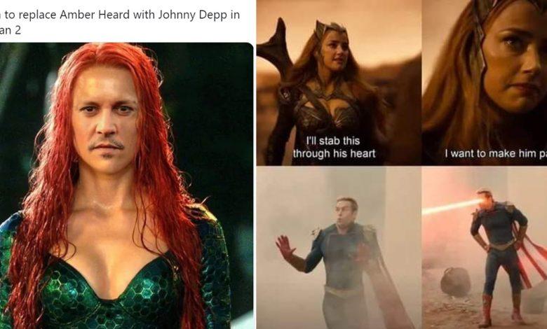 Memes for Queen Mera