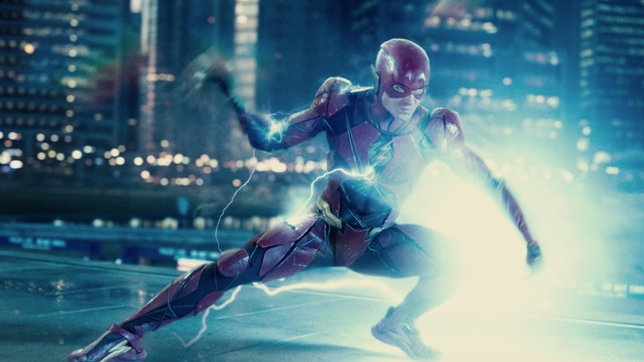Why Barry isn't called The Flash in Justice League?