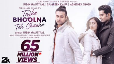 tujhe bhulna to chaha mp3 song download