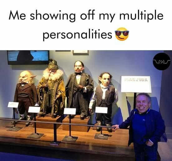 funniest Harry Potter franchise memes