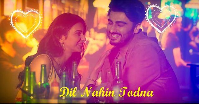 dil nahi todna mp3 download