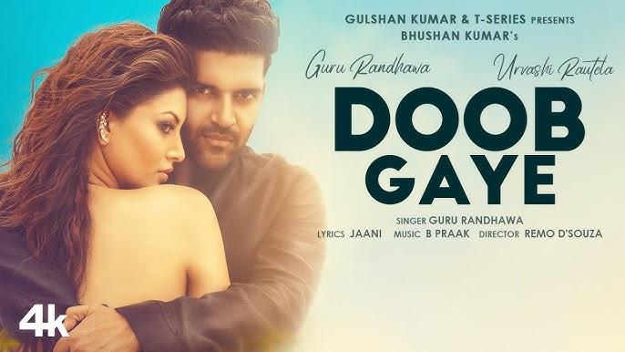 doob gaye guru randhawa mp3 download