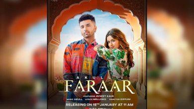 Faraar Song Download Mp3 Pagalworld