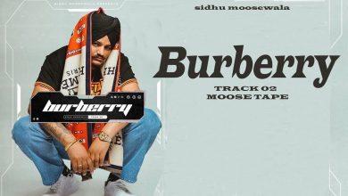 Burberry Song by Sidhu Moose Wala
