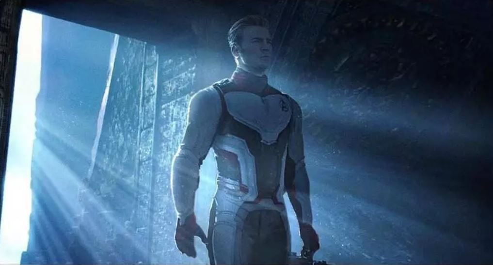 When Captain America Returned The Stones
