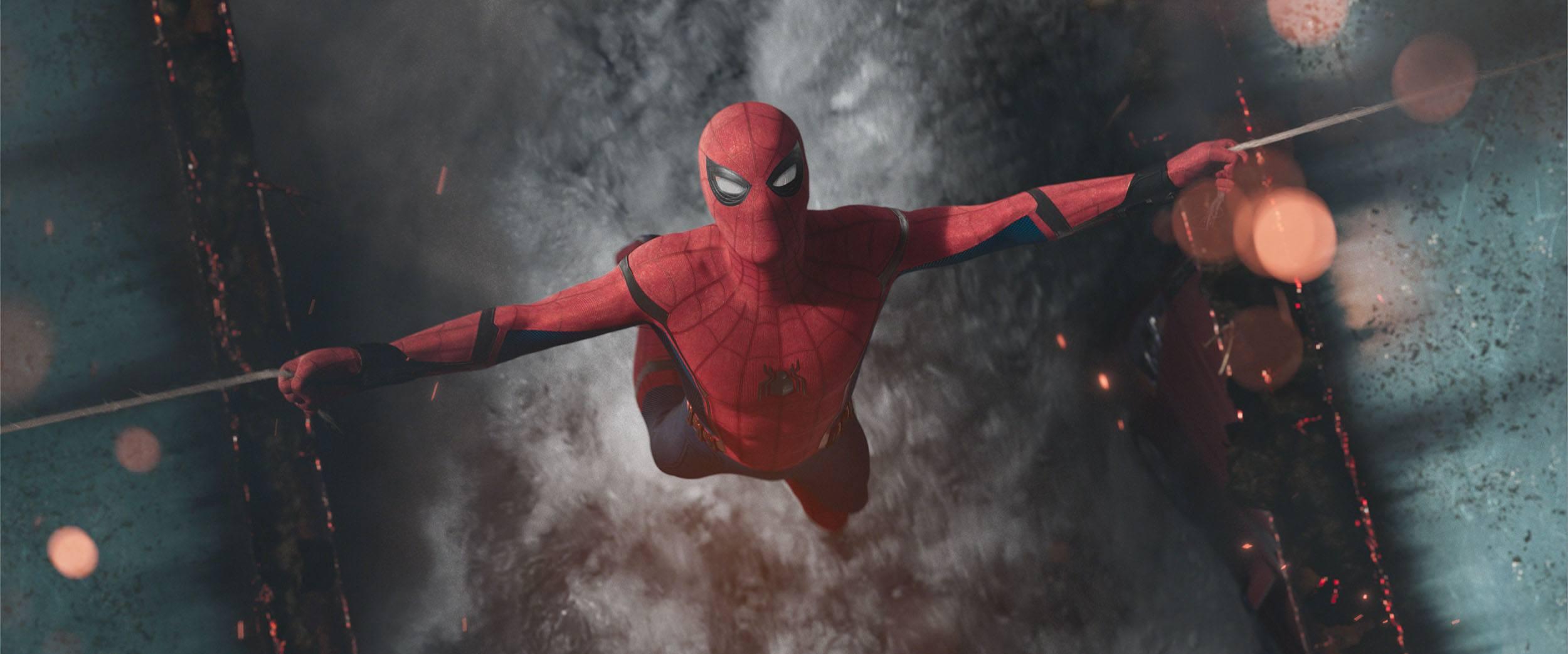 Spider-Man Fight Scenes In MCU