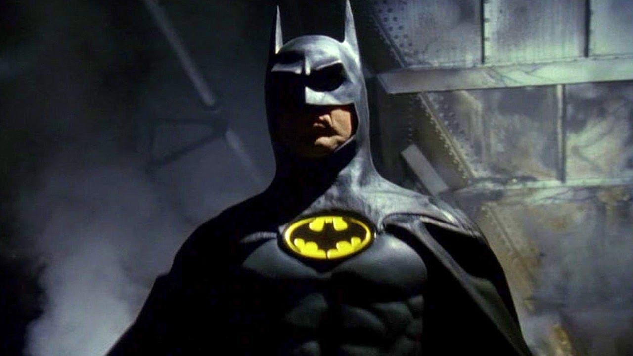 The Flash Set Photo Reveals Michael Keaton's Batman Suit