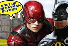 return of Michael Keaton as Batman