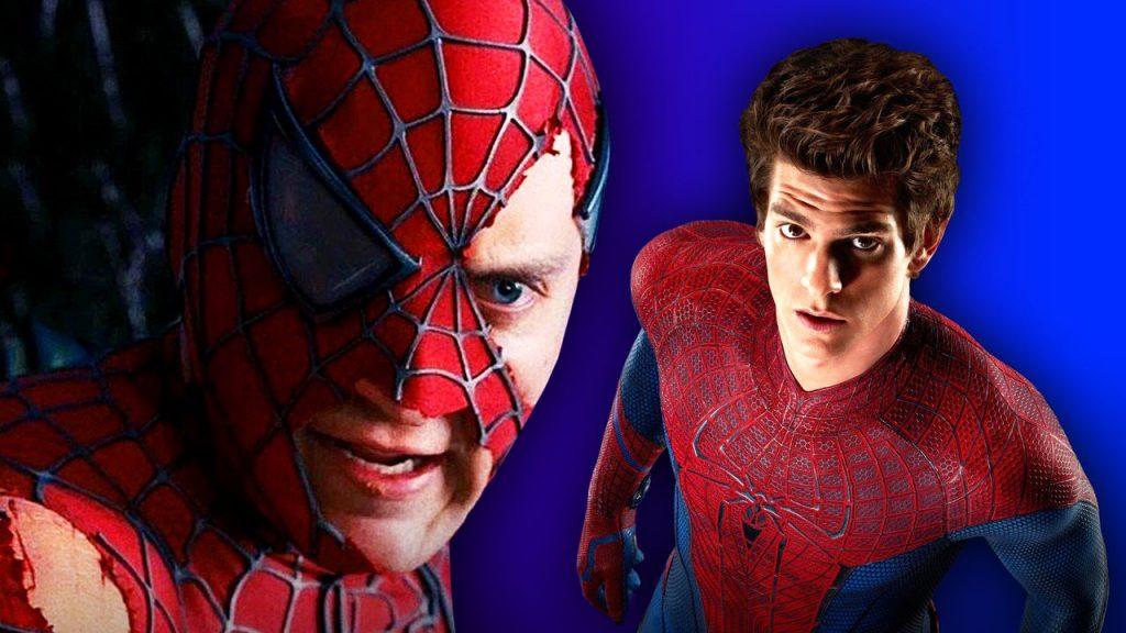 MCU-Spider-Man-tobey-andrew-jealous
