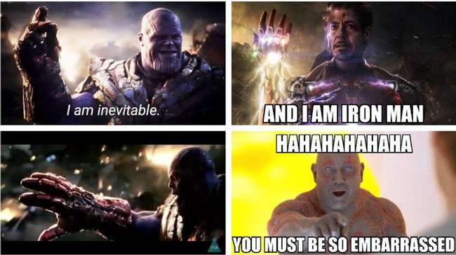 Guardians of The Galaxy memes