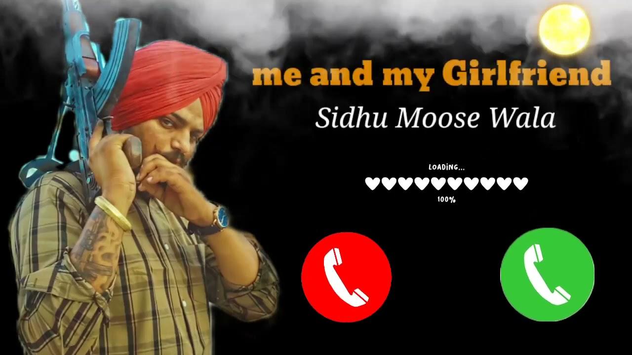 Me And My Girlfriend Sidhu Moose Wala Mp3