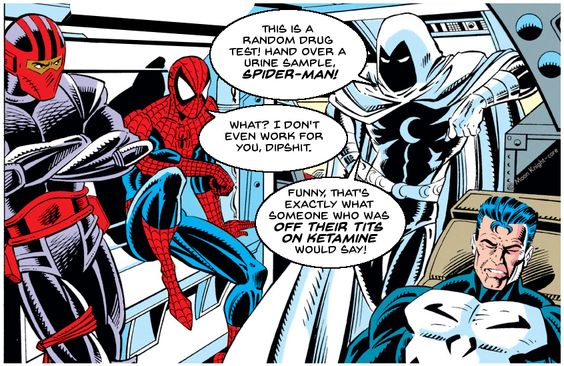 Funniest Moon Knight Memes On The Internet