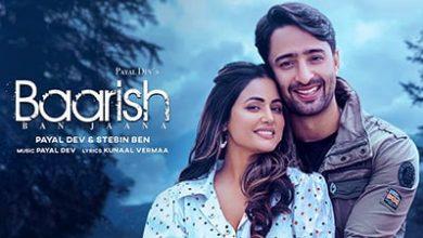 Baarish Ban Jana Mp3 Song Download Hina Khan