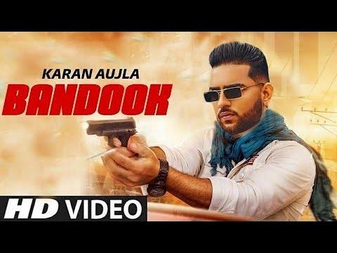 Bandook Karan Aujla Mp3 Download