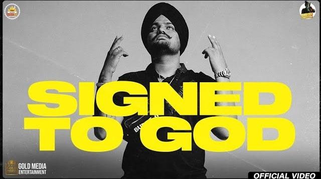 Signed to God Sidhu Moose Wala Mp3 Download