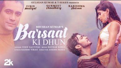 Barsat Ki Dhun Jubin Nautiyal Mp3 Download