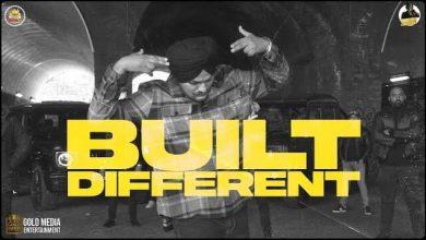 Built Different Sidhu Moose Wala Mp3 Download