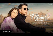 Filhaal 2 Mohabbat Song Download Mr Jatt