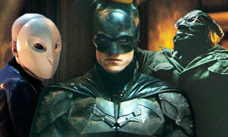 Characters Confirmed To Appear in The Batman