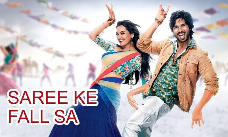 saree ke fall sa mp3 song download