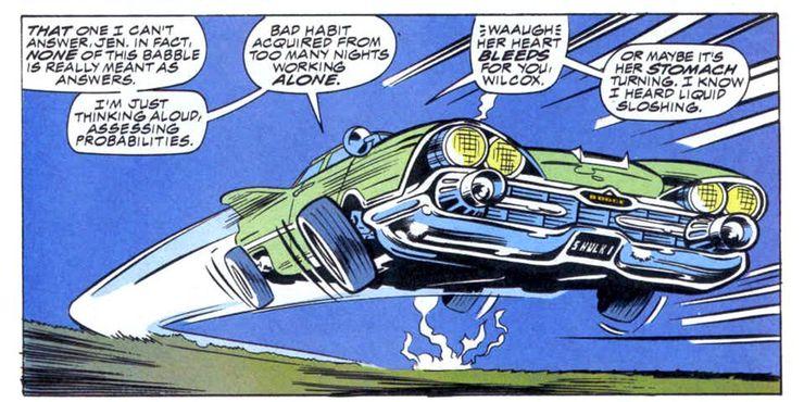 Strangest Marvel Vehicles