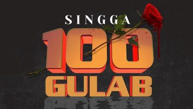 100 gulab song download mp3