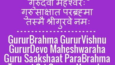 Guru Brahma Guru Vishnu Sloka Mp3 Free Download