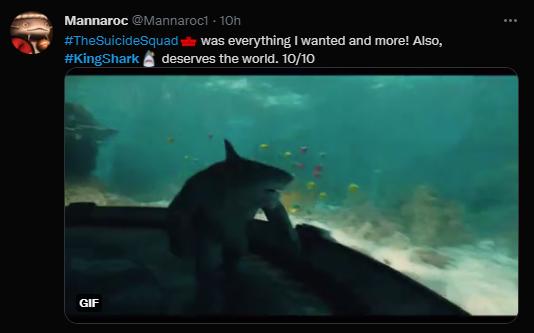 King Shark deserves the world