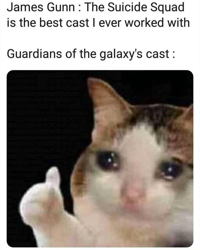 James Gunn Memes