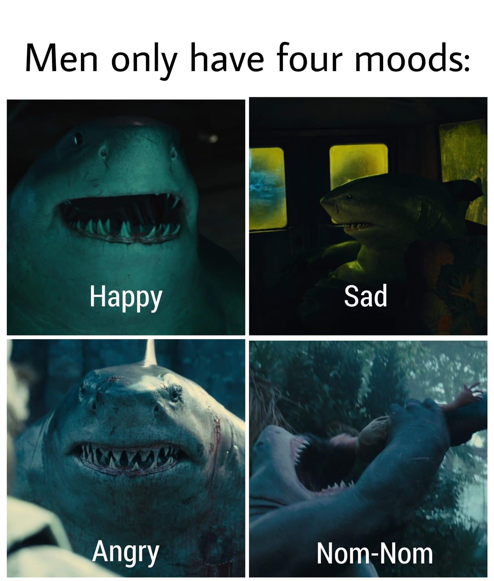 NOM NOM is a mood