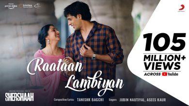 Raatan Lambiyan Ringtone Download Mp3 Pagalworld