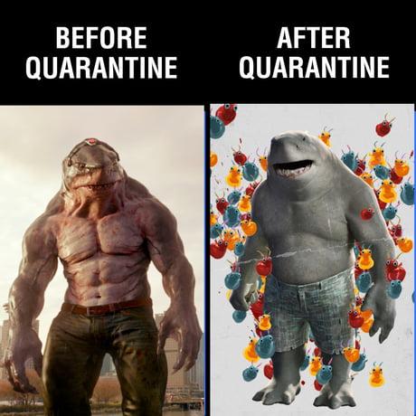 Before Quarantine v/s After Quarantine