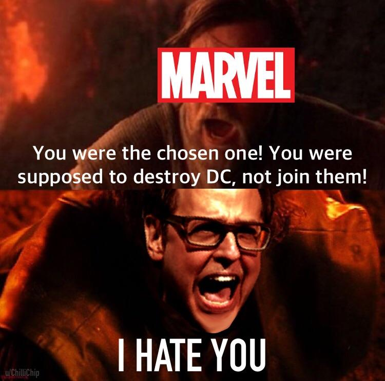 Marvel v/s DC
