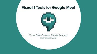 visual effects for google meet apk download