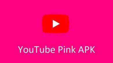 youtube pink apk download