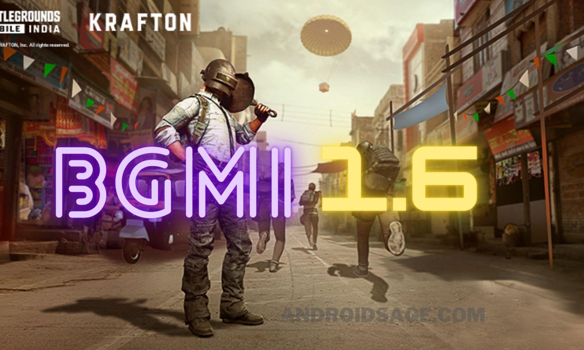 Bgmi 1.6 Update Download