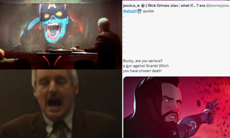 What If Episode 5 Reactions